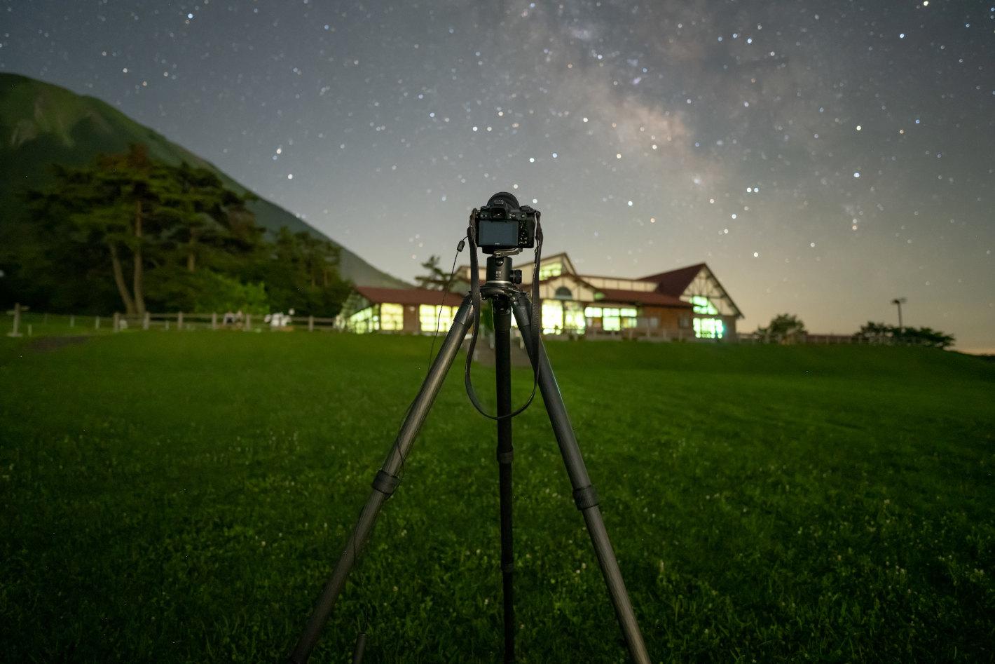 星空撮影にチャレンジしてみよう! はじめてでもきれいに撮れる基本の5ポイントと、美しい星景スポット5選