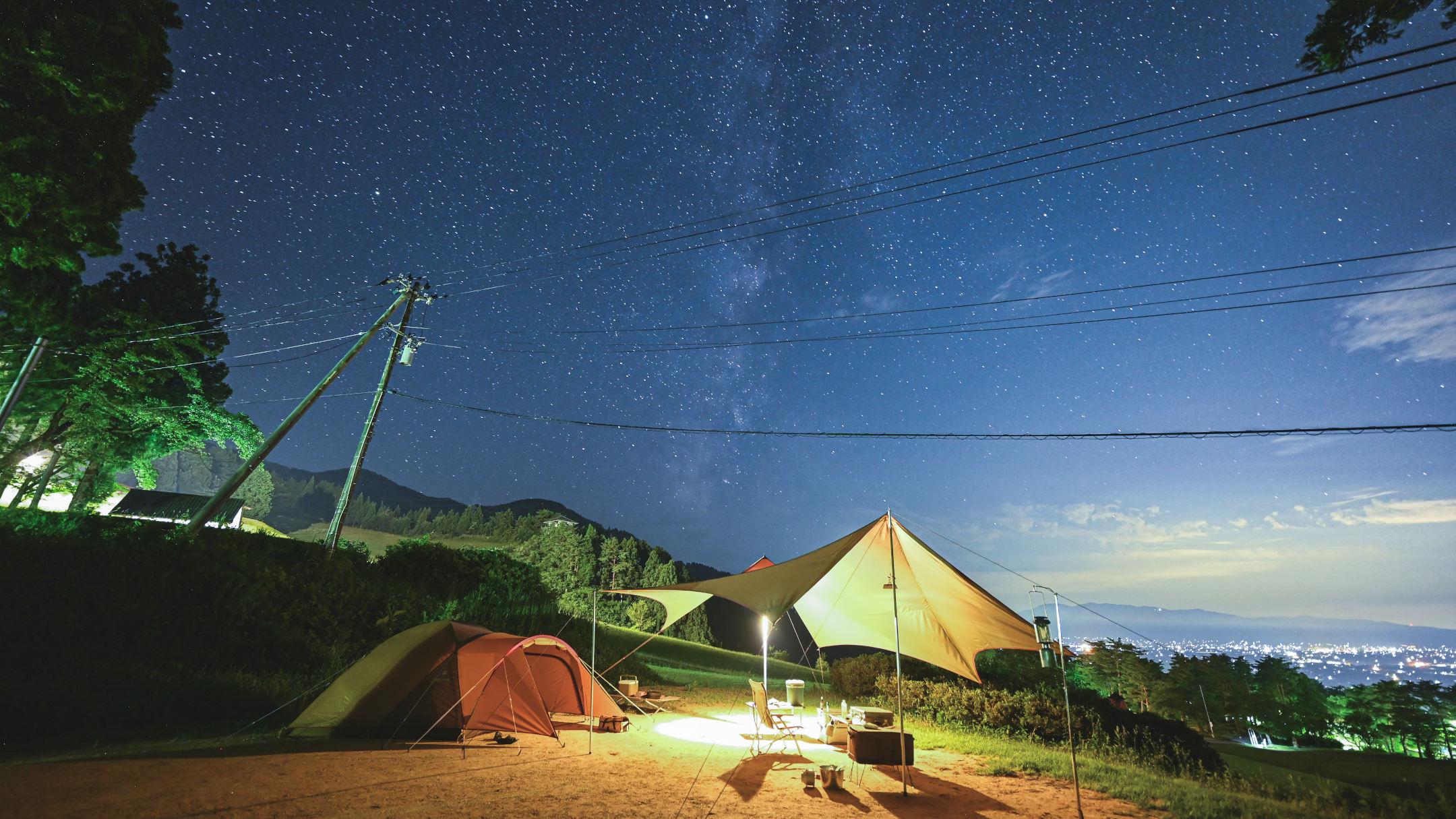 【キャンプ旅】地元を撮り続ける写真家がキャンプで出会う新たな絶景と魅力