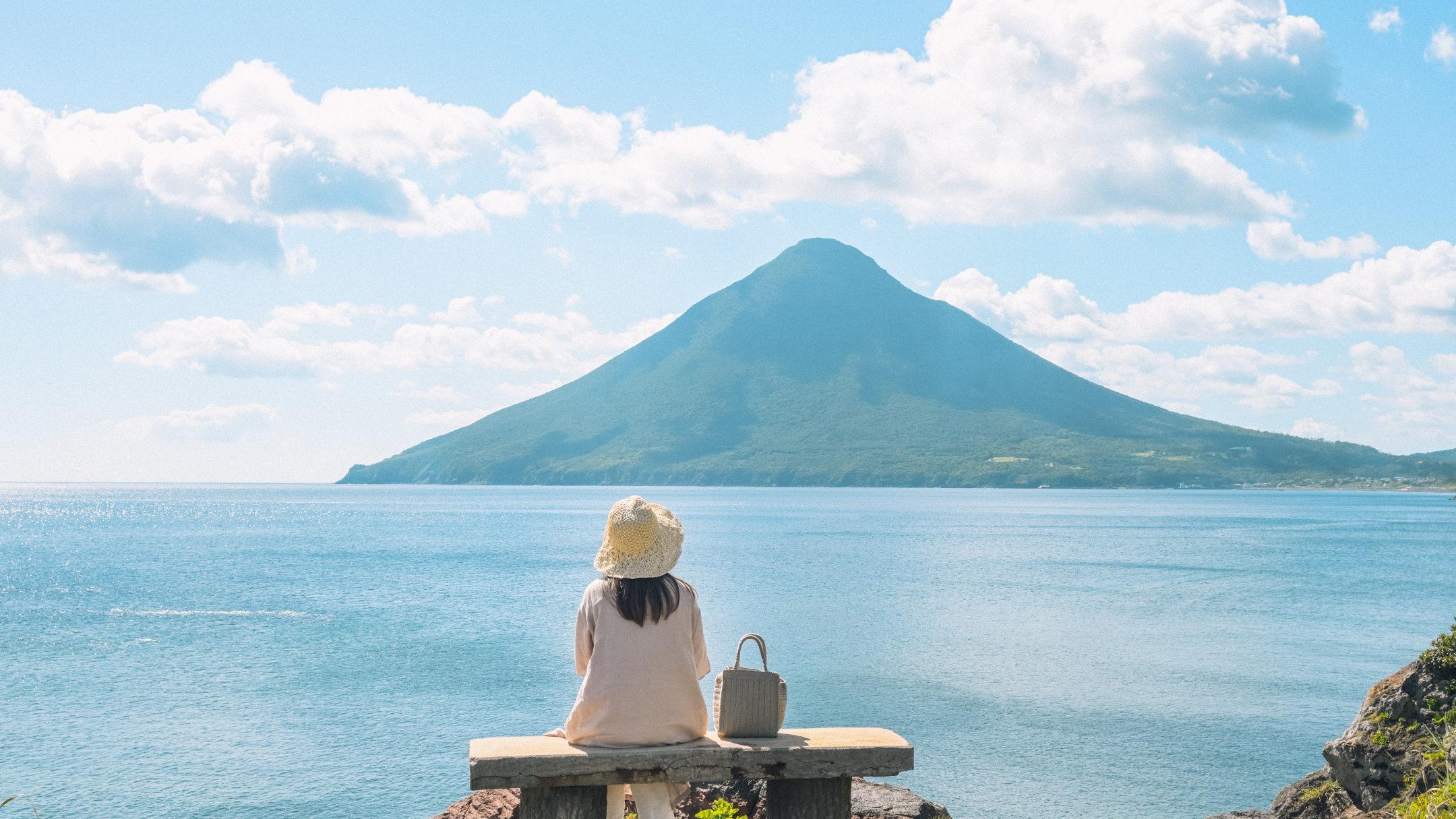【鹿児島】Z fcをおともに、南国気分を味わえる指宿でパワースポットを巡る旅