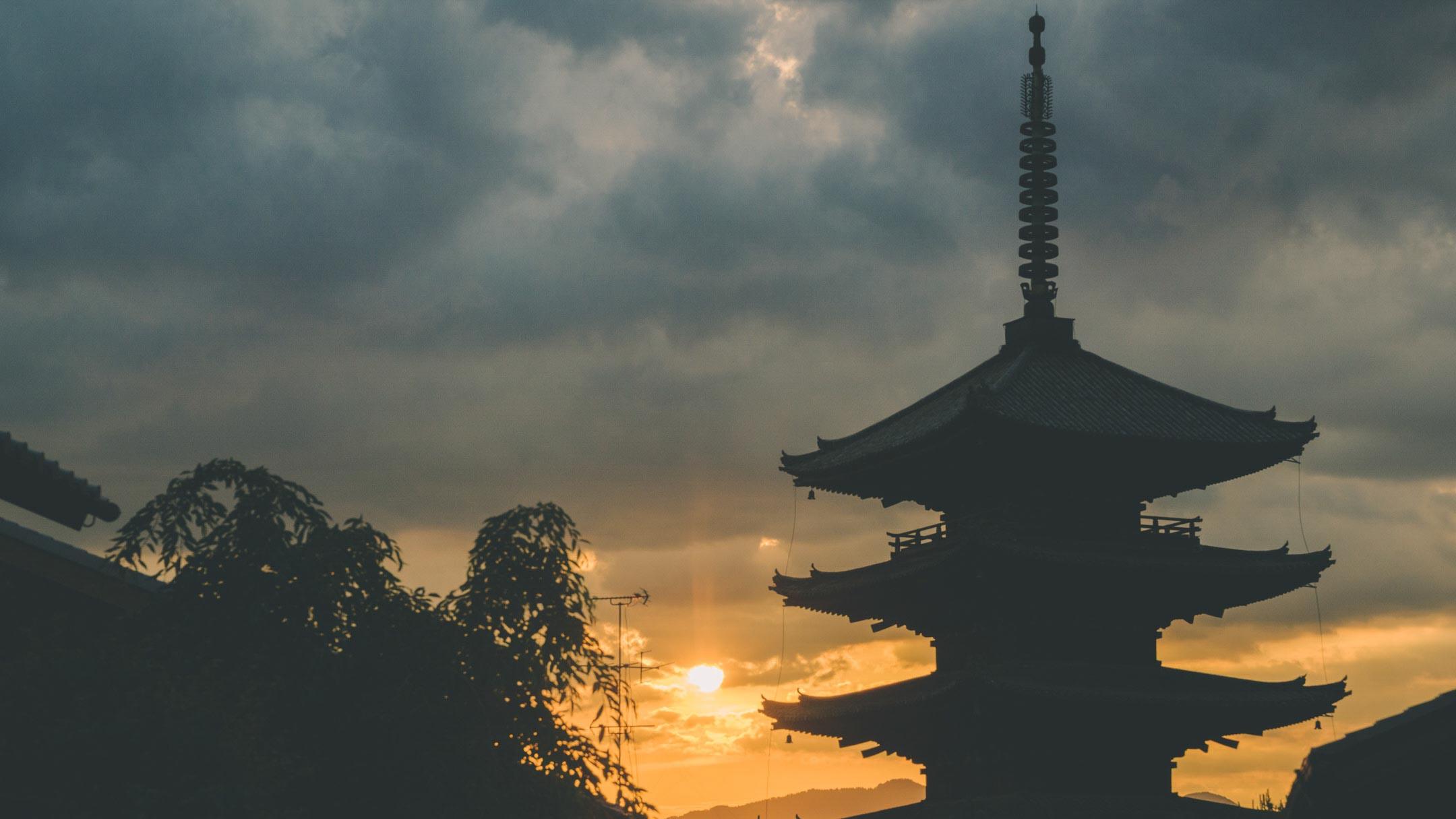 【京都】京の都、東山散策。〜風情と初夏を感じる旅〜