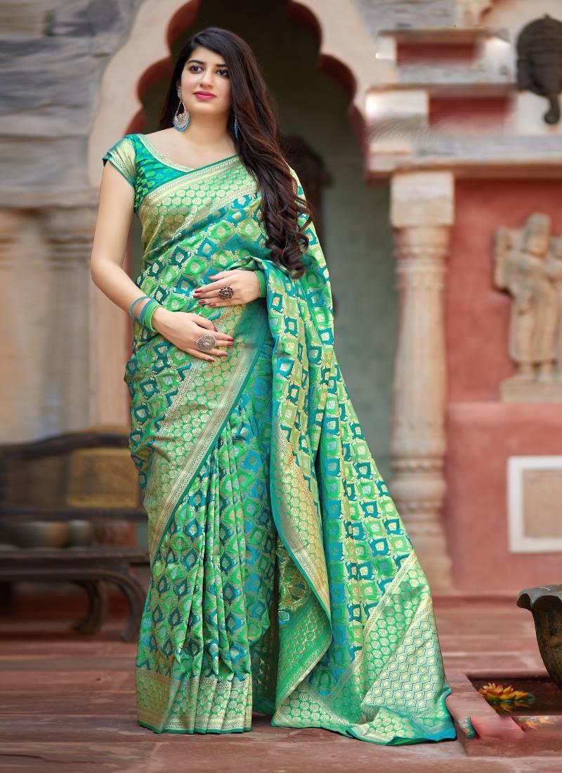Pure Banarasi Sarees Online