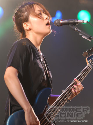 福岡晃子(チャットモンチー)