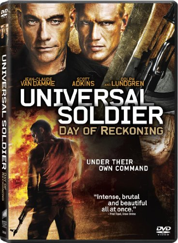 Universal Soldier: Day of Reckoning [DVD] [Import]