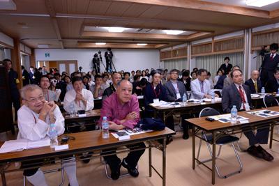 一般財団法人 日本タオイズム協会 設立一周年記念祭典・シンポジウム/日本道観の道教交流