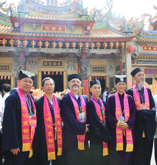 道教節世界慶典(Taoist Day 2012 Worldwide Celebration)/日本道観の道教交流