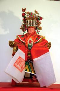 日本道観道場安置・湄洲の媽祖様/日本道観の道教交流