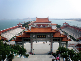 2008May21-31中国の旅1/日本道観の道教交流