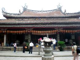 2008May21-31中国の旅2/日本道観の道教交流