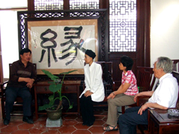 2008May21-31中国の旅5/日本道観の道教交流