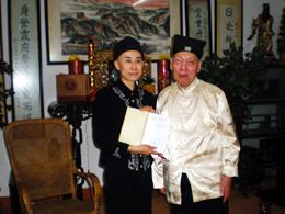 2008May21-31中国の旅6/日本道観の道教交流