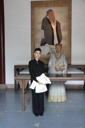 朱熹記念館/日本道観の道教交流