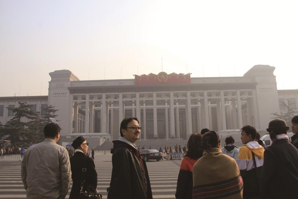 中国国家博物館/日本道観の道教交流