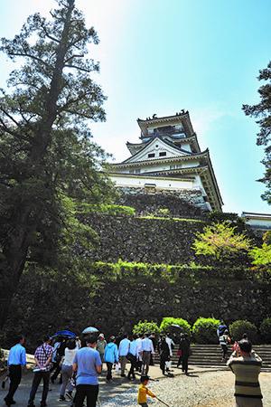 高知城/日本道観の道教交流