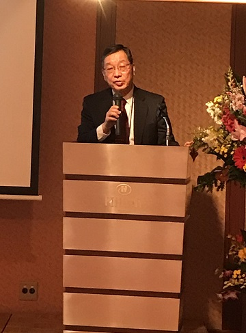 原田 博二 長崎史談会会長/日本道観の道教交流