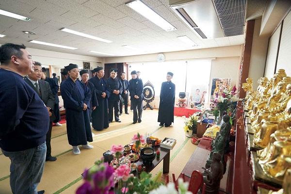 日中韓タオイズム文化交流TAOがつなぐアジアの絆/日本道観の道教交流15