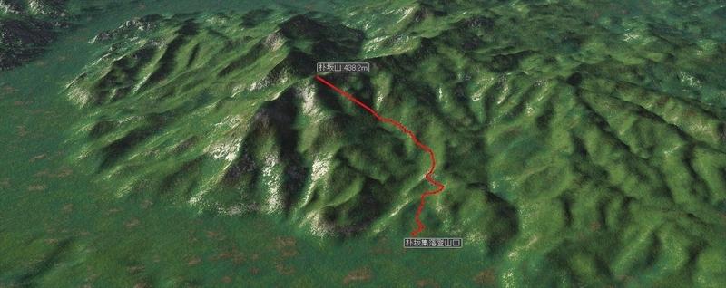 朴坂山バード