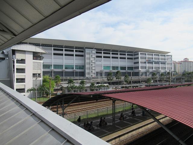 BTS バスターミナル