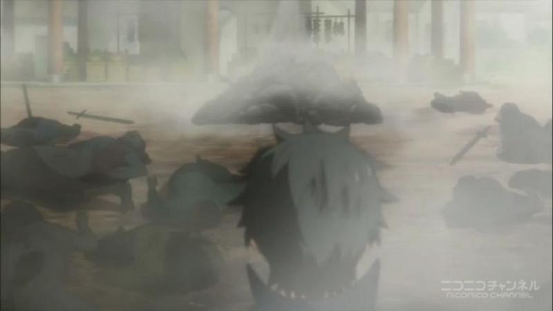 『Re:ゼロから始める異世界生活』14話キャプチャ