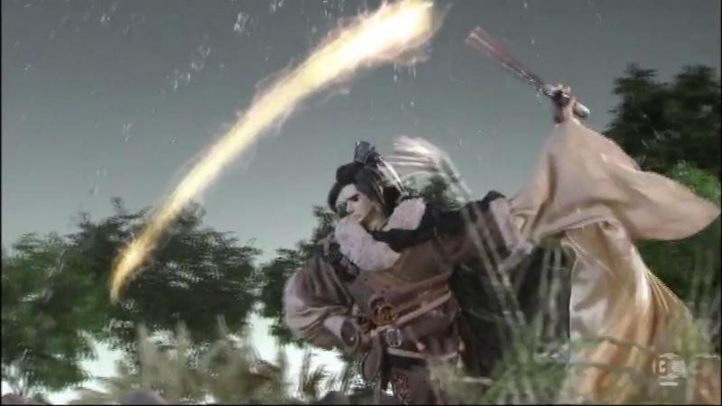 『Thunderbolt Fantasy 東離剣遊紀』1キャプチャ