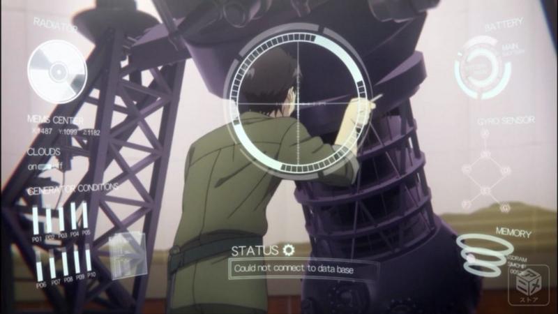 『planetarian ~ちいさなほしのゆめ~』2話キャプチャ