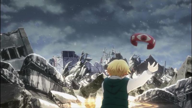 『Fate/kaleid liner プリズマ☆イリヤ ドライ!!』2話キャプチャ