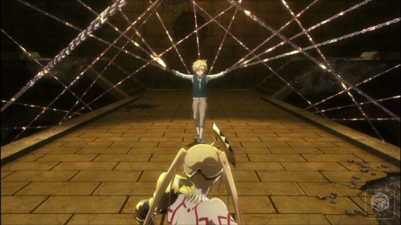 『Fate/kaleid liner プリズマ☆イリヤ ドライ!!』3話キャプチャ