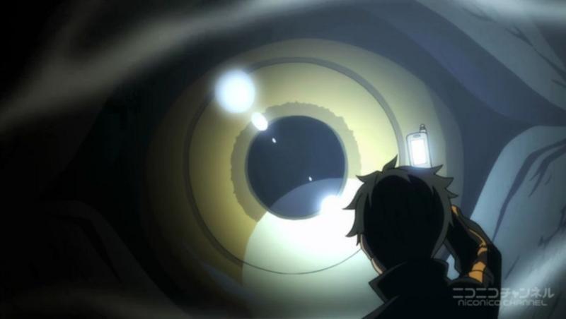 『Re:ゼロから始める異世界生活』16話キャプチャ