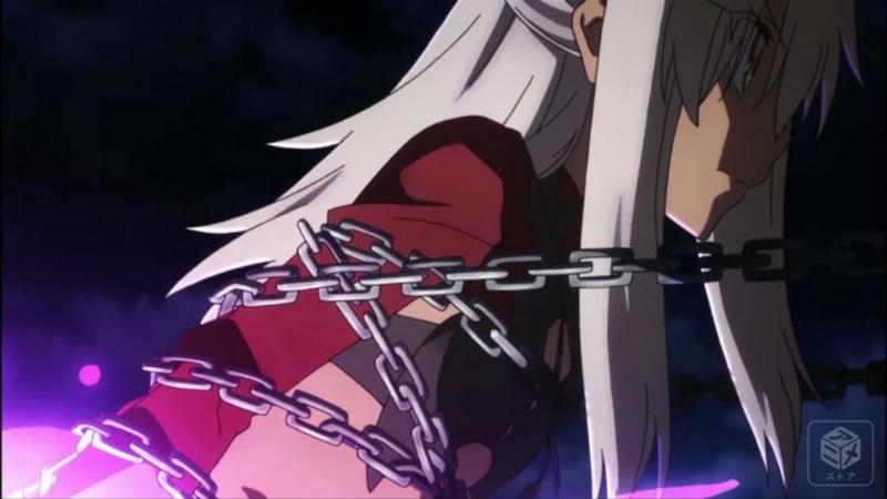 『Fate/kaleid liner プリズマ☆イリヤ ドライ!!』4話キャプチャ