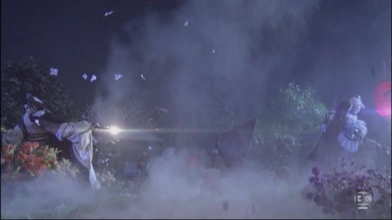 『Thunderbolt Fantasy 東離剣遊紀』5話キャプチャ