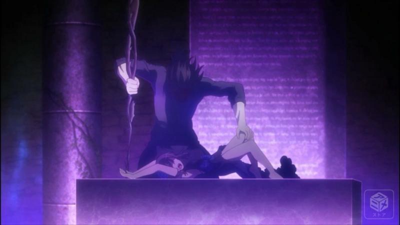 『Fate/kaleid liner プリズマ☆イリヤ ドライ!!』6話キャプチャ