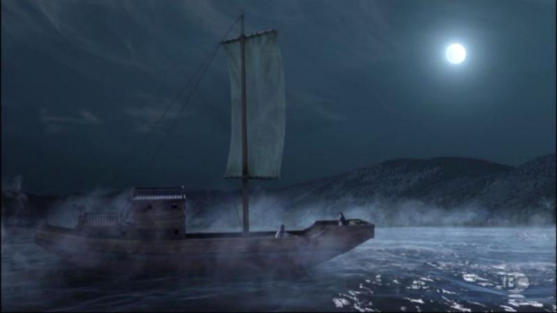 『Thunderbolt Fantasy 東離剣遊紀』6話キャプチャ