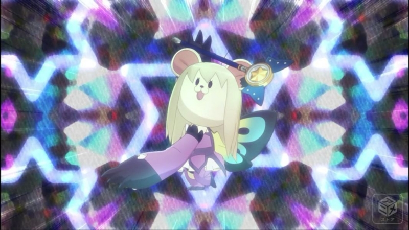 『Fate/kaleid liner プリズマ☆イリヤ ドライ!!』7話キャプチャ