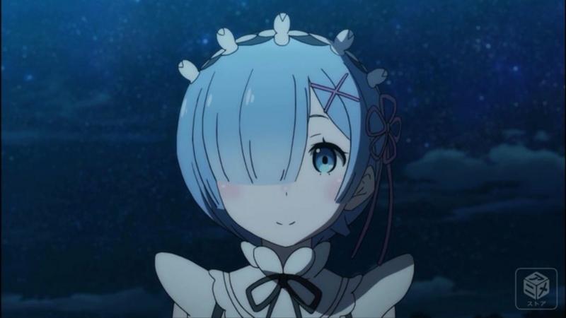 『Re:ゼロから始める異世界生活』19話キャプチャ