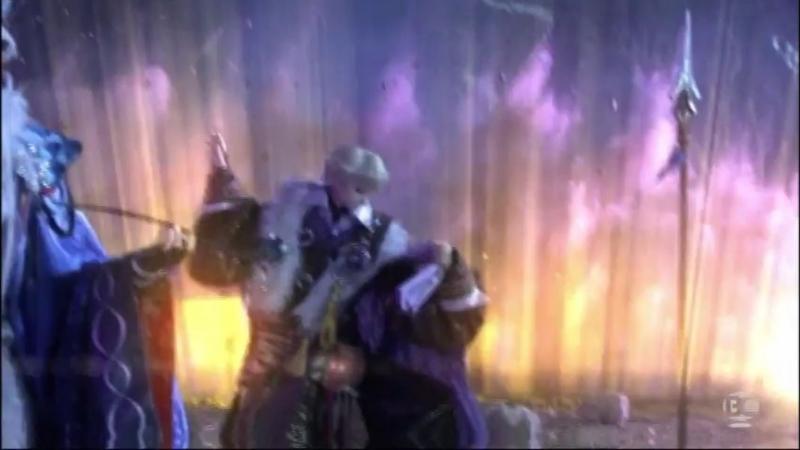 『Thunderbolt Fantasy 東離剣遊紀』7話キャプチャ