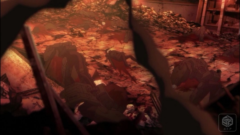 『魔装学園H×H(ハイブリッドハート)』7話キャプチャ