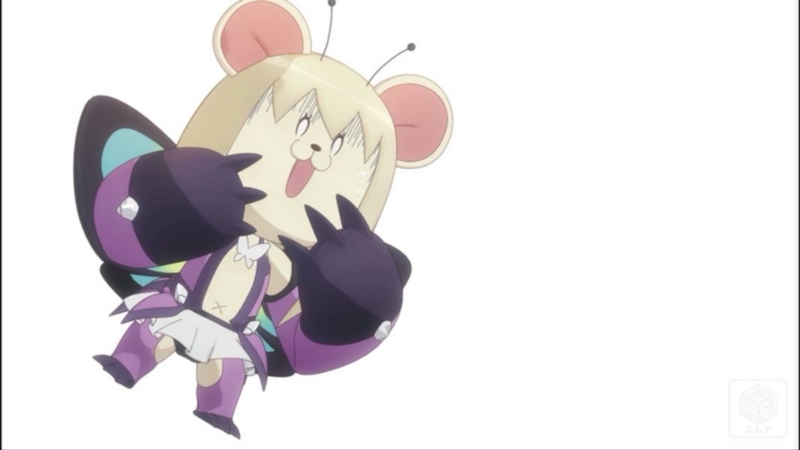 『Fate/kaleid liner プリズマ☆イリヤ ドライ!!』8話キャプチャ