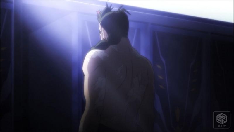 『マクロスΔ(デルタ)』22話キャプチャ