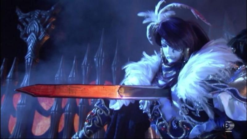 『Thunderbolt Fantasy 東離剣遊紀』9話 蔑天骸(ベツテンガイ)対殺無生(セツムショウ)