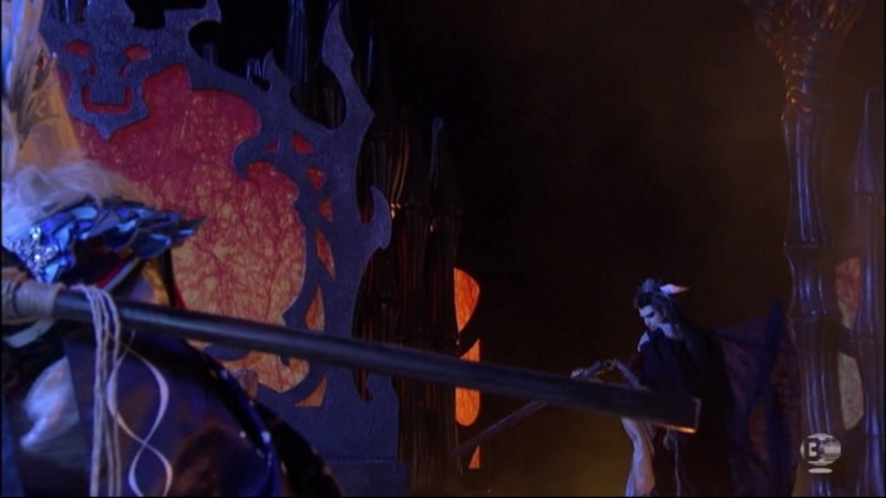 『Thunderbolt Fantasy 東離剣遊紀』9話 殤不患(ショウフカン)と凜雪鴉(リンセツア)