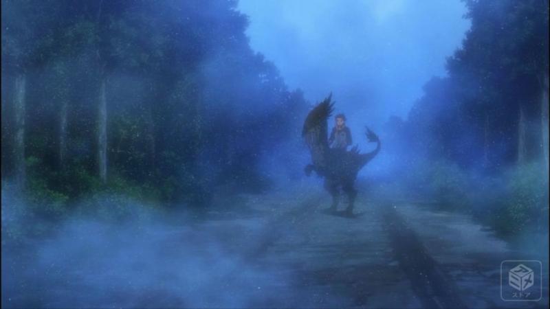 『Re:ゼロから始める異世界生活』22話 スバル