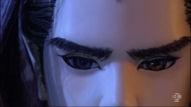 『Thunderbolt Fantasy 東離剣遊紀』10話 凜雪鴉(リンセツア)と殤不患(ショウフカン)