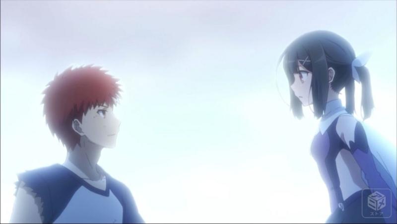『Fate/kaleid liner プリズマ☆イリヤ ドライ!!』11話 美遊と士郎