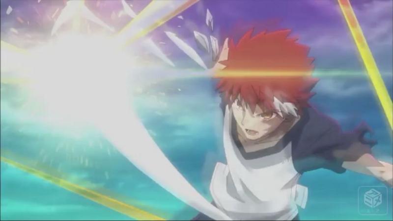 『Fate/kaleid liner プリズマ☆イリヤ ドライ!!』11話 士郎