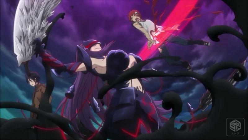 『Fate/kaleid liner プリズマ☆イリヤ ドライ!!』11話 間桐桜?