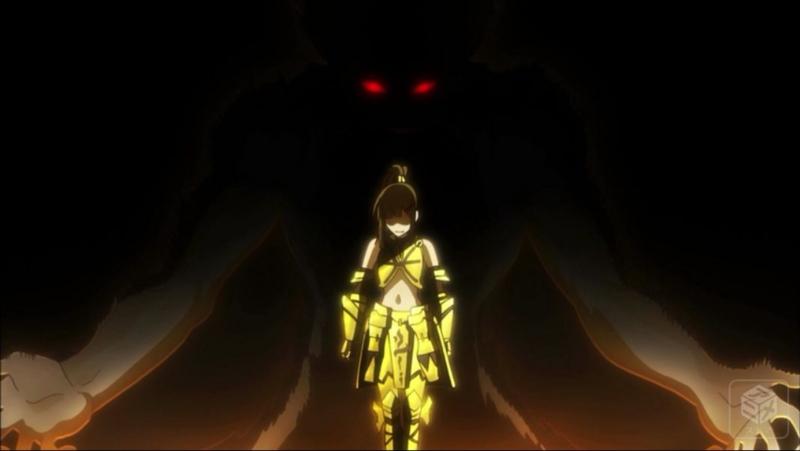 『Fate/kaleid liner プリズマ☆イリヤ ドライ!!』11話 美遊(アーチャー)