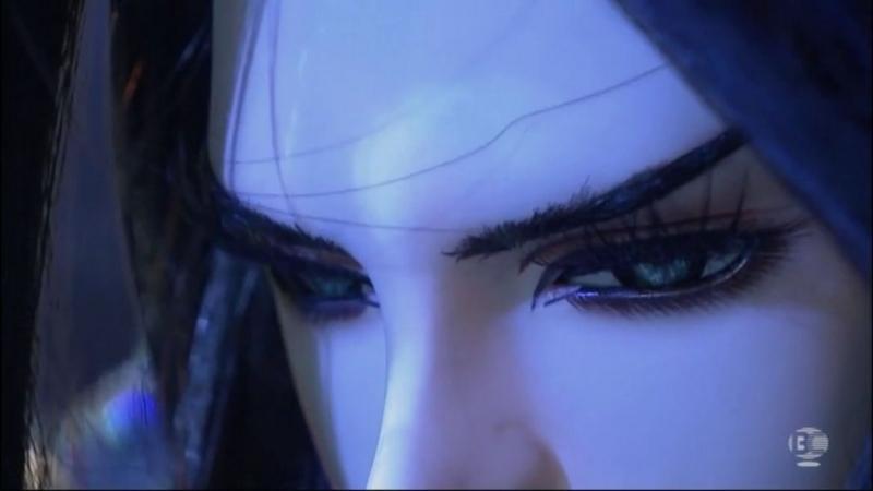 『Thunderbolt Fantasy 東離剣遊紀』11話キャプチャ