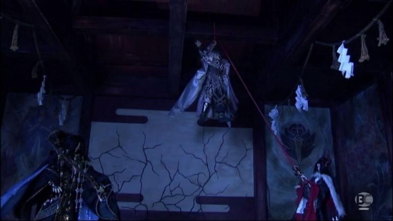 『Thunderbolt Fantasy 東離剣遊紀』12話キャプチャ