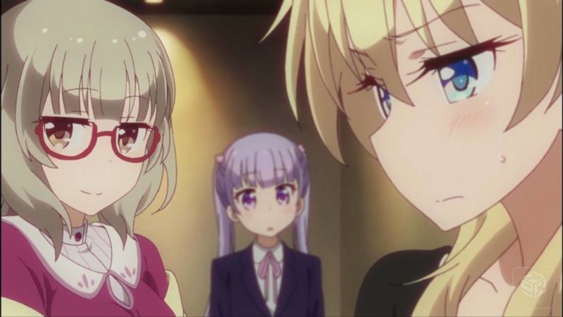 『NEW GAME!』12話(最終話)キャプチャ