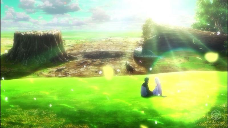 『Re:ゼロから始める異世界生活』25話(最終話)キャプチャ