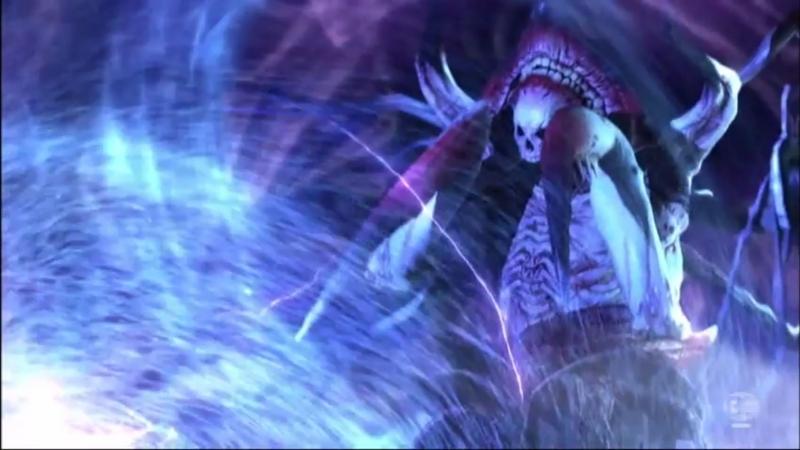 『Thunderbolt Fantasy 東離剣遊紀』13話(最終話)キャプチャ